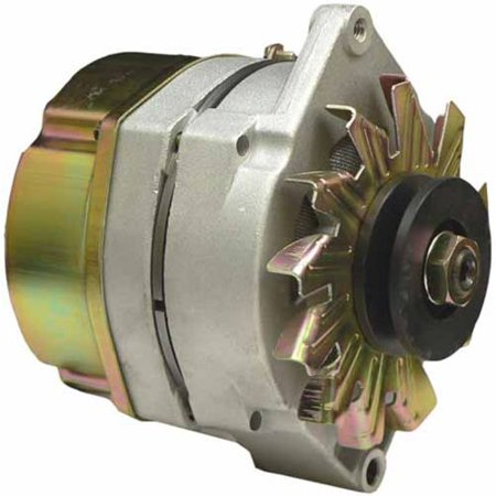 DB Electrical ADR0105 1-Wire Marine Alternator For 3.0 3.0L 3.8 3.8L 4.3 4.3L 5.0 5.0L OMC/ Mercruiser 198 215 225 228 233 255 270 120 270 Others/ 1100576, 1100577, 1100894, 1100912, 1100914, (3 Wire Alternator To 1 Wire Conversion)
