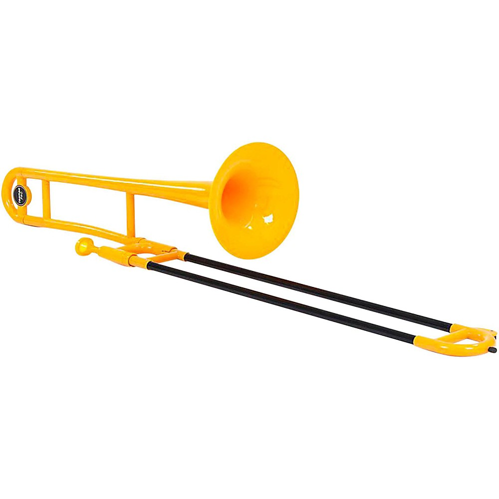 Allora ATB100 Aere Series Plastic Trombone Yellow by Allora
