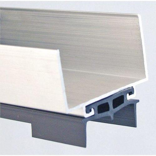 PEMKO 2173AV36 Door Bottom,Aluminum,36 in.L G9420765