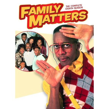 Family Matters: The Complete Eighth Season - Modern Family Halloween Season 3