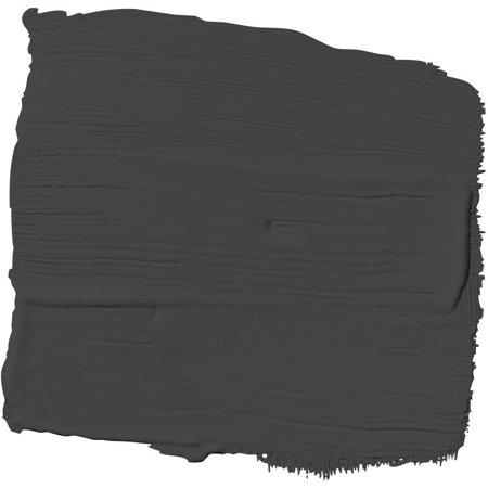 Deep Onyx, White, Grey & Charcoal, Paint and Primer, Glidden High Endurance Plus (Deep Onyx)
