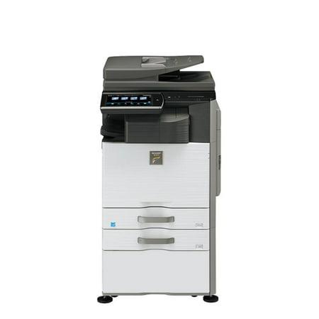 Sharp Scanner Part (Refurbished Sharp MX-2640N A3 Color Laser Multifunction Copier - 26ppm, Print, Copy, Scan, Auto Duplex, Network, 2 Trays,)