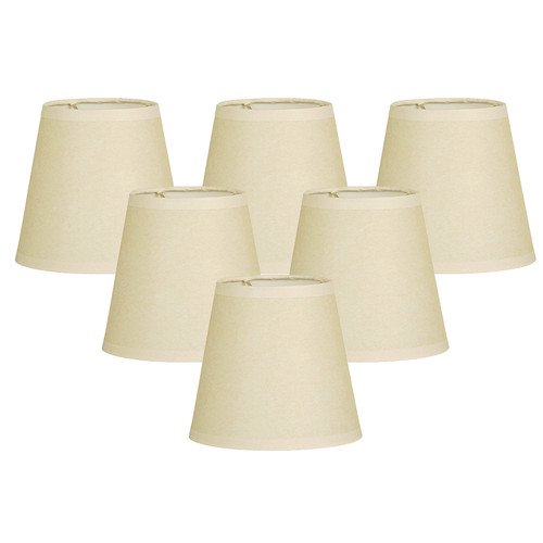 Alcott Hill Parchment 6 Paper Empire Lamp Shade Set Of 6
