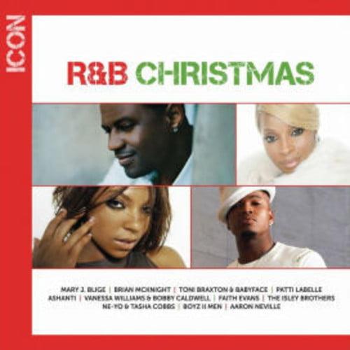 R&B Icon Christmas (CD)