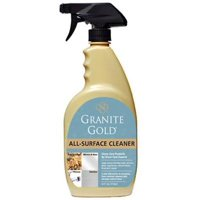 NEW Granite Gold 24 OZ All Surface Cleaner Quickly & Safely Cleans All The