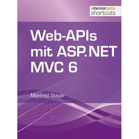 Web-APIs mit ASP.NET MVC 6 - eBook (Asp Net Mvc 4 Web Application Template)