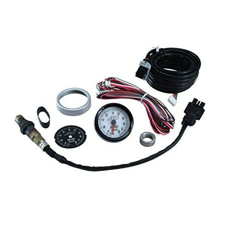 AEM PERFORMANCE ELECTRONICS 30-5130 ANALOG WIDEBAND UEGO GAUGE. 8.5~8 GASOLINE AFR (Aem Analog Boost)