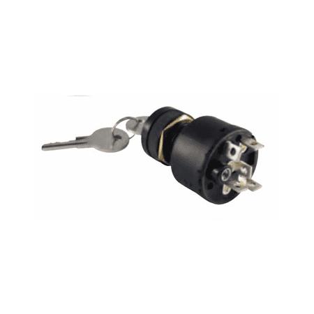 New Ignition Key Switch w/choke Marpac 7-0390