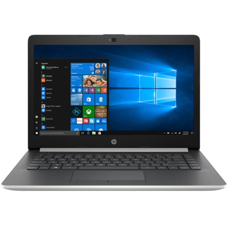HP 14z High Performanec Laptop in Natural silver (AMD E2-9000e Dual-Core Processor, 4GB RAM, 32GB eMMC Storage, 14