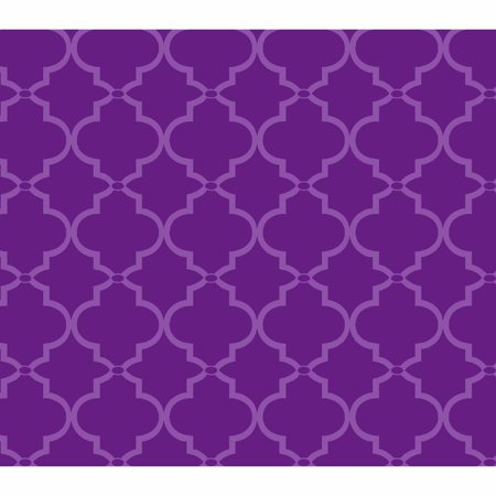 Springs Creative Cotton Blenders Tonal Lattice Purple Fabric By