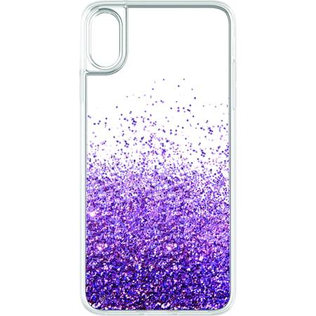 iphone xs glitter phone case