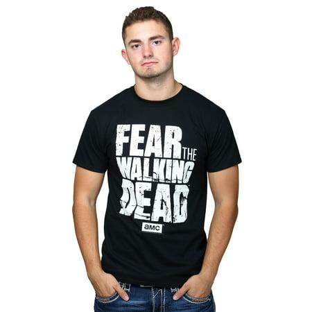 Fear the Walking Dead Mens T-Shirt