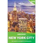 Lonely Planet Discover New York City 2019 - eBook