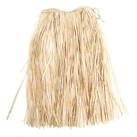 Kids Natural Raffia Grass Skirt](Raffia Skirts)