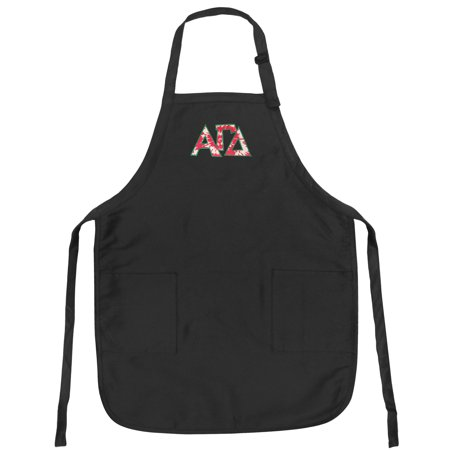 AGD Sorority Apron DELUXE Alpha Gamma Delta APRONS Barbecue Grilling or Kitchen