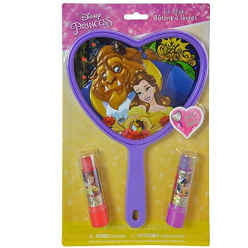 Princess Disney Beauty and The Beast Mirror Set