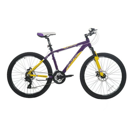 Los Angeles Lakers Bicycle mtb 26 Disc size 430mm