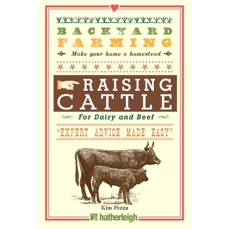 Backyard Farming: Raising Cattle for Dairy and