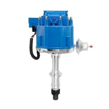 Pontiac Big Block - A-Team Performance Pontiac Small Block Big Block HEI DISTRIBUTOR 350 389 400 455 Blue