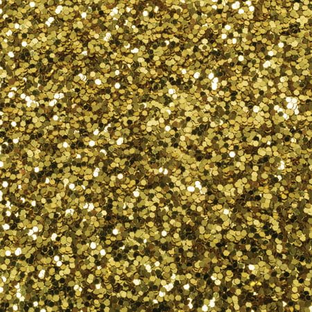 Pacon Spectra Glitter Sparkling Crystals, 16 oz., Gold