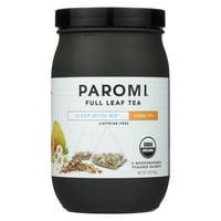 Paromi Tea Organic Paromi Sleep Herbal Tea
