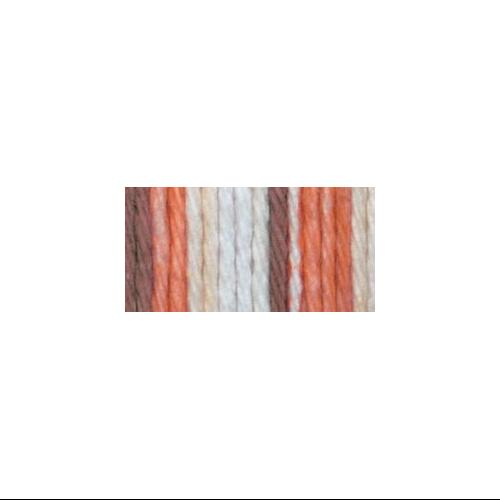Sugar'n Cream Yarn Stripes-Natural Stripes