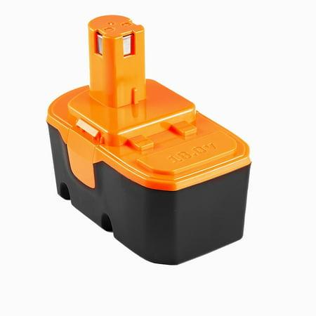 18v 1 5ah replacement battery for ryobi 18v batteries. Black Bedroom Furniture Sets. Home Design Ideas