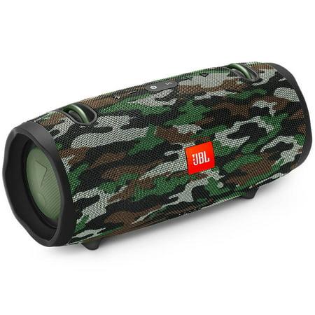 JBL Xtreme 2 Portable Wireless Bluetooth Speaker - Camouflage