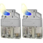 (2 Pack) Z- Pipe Lighter Butane Insert Torch Flame Upgrade Windproof