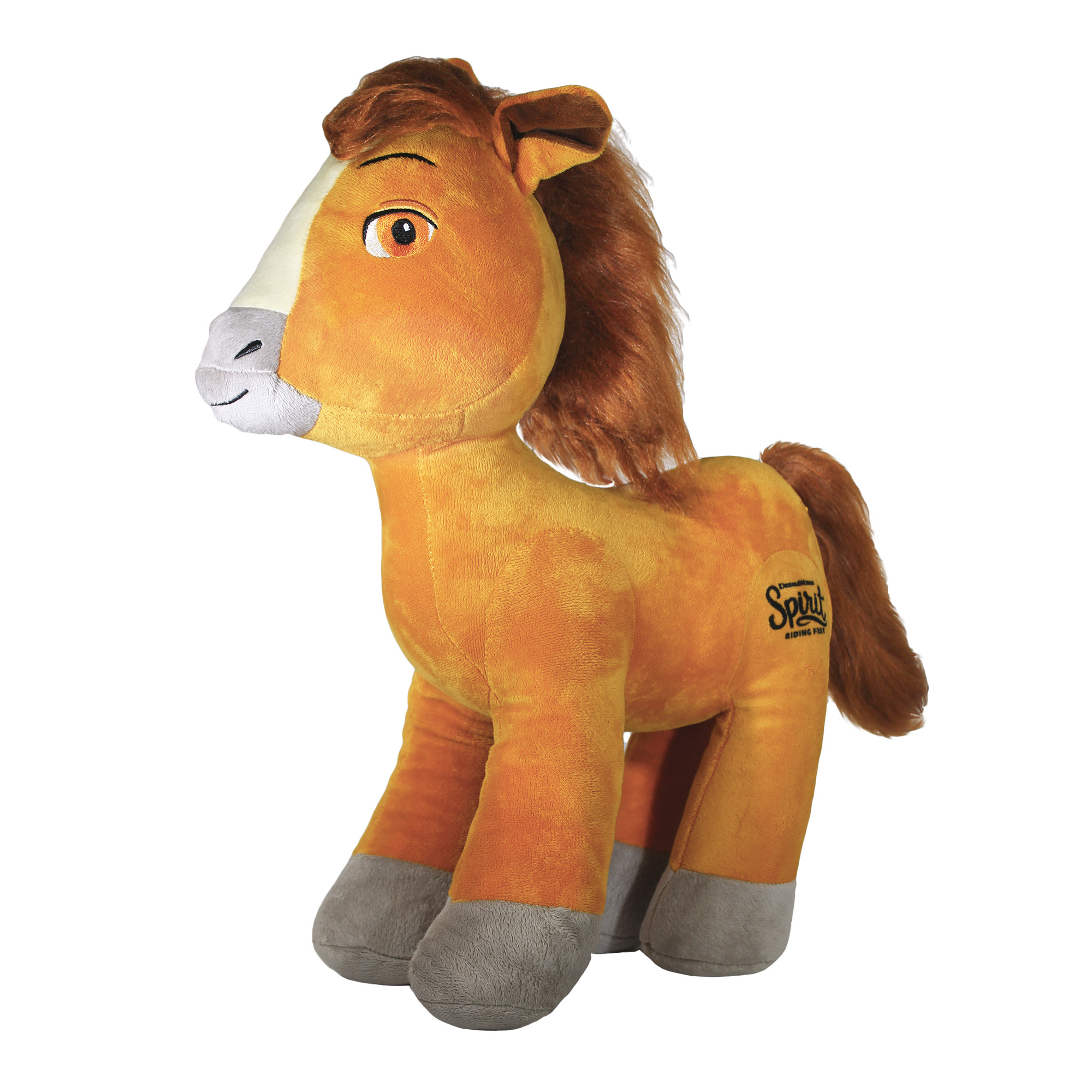 Spirit Wild And Free Pillow Cuddle Cushion Decorative Horses 40x40