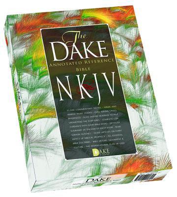 Dake's Annotated Reference Bible-NKJV