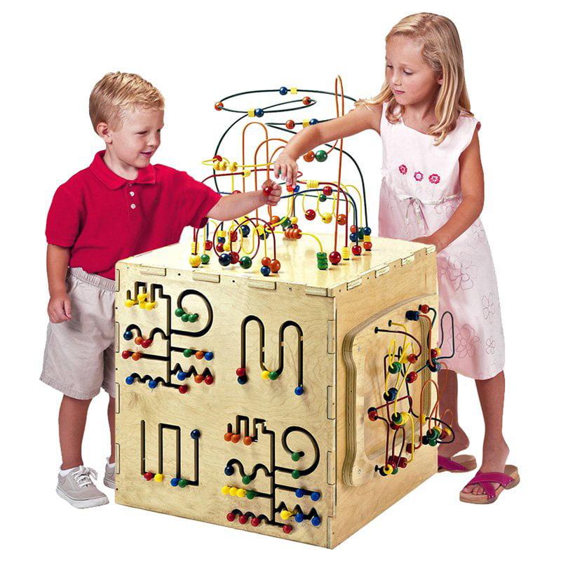 Anatex Play Cube Activity Center by Anatex