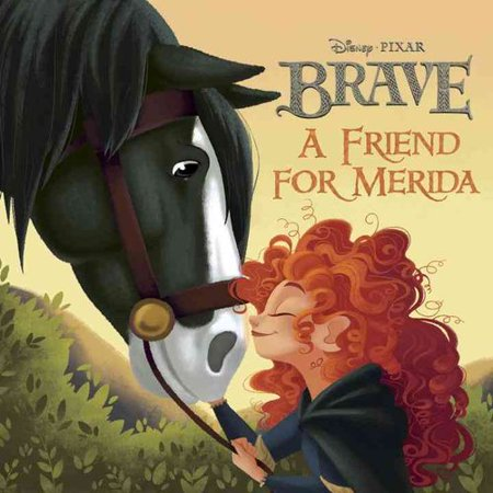 A Friend for Merida by