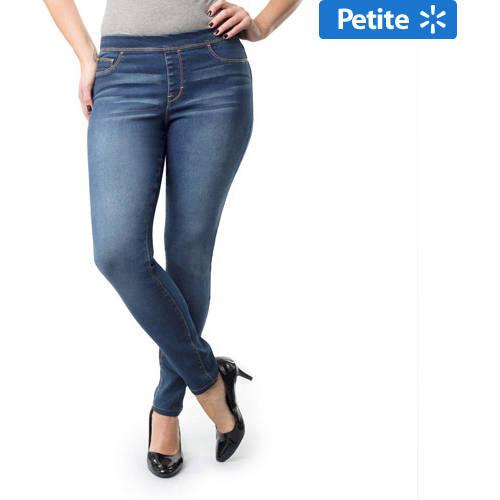 Jordache Women's Plus-Size Pull-On Jegging, Petite