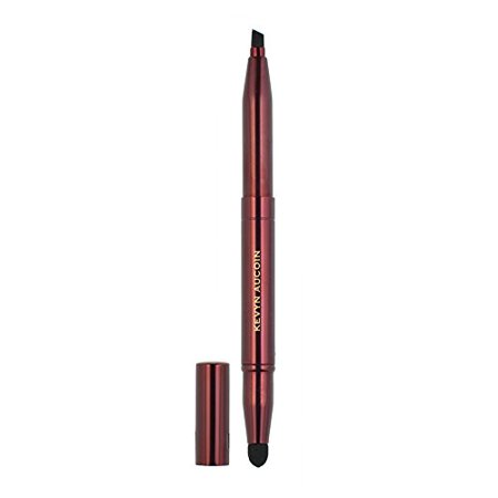 Makeup Artist Kevyn Aucoin (The Eye Liner/Smudger Brush, Ideal for blurring that makeup line for a sultry and smoldering smoky eye By Kevyn Aucoin)
