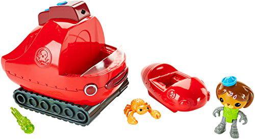 Fisher-Price Octonauts Gup-X /& Dashi Baby Toy Free Shipping Free Ship New