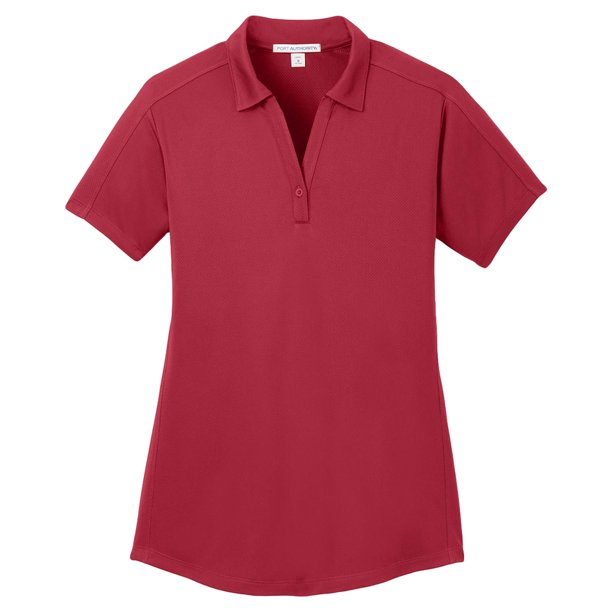Port Authority Women's Diamond Jacquard Polo