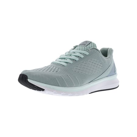 f1386a6edd8 Reebok Women s Print Smooth Ultk Grey   Mist White Coal Pewter Ankle-High  Fabric Running