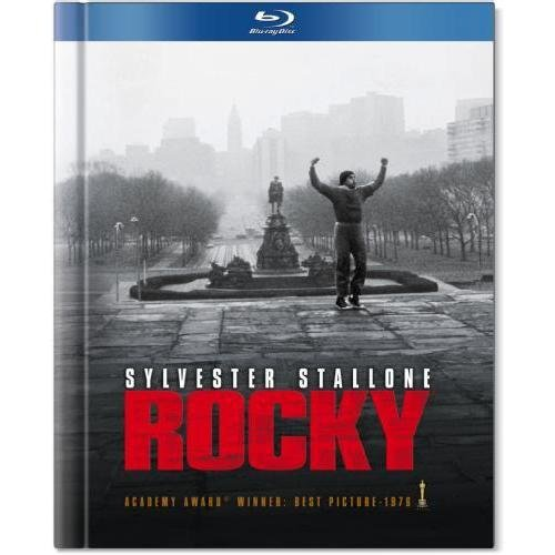 Rocky (Limited Edition) (Blu-ray Book) (Widescreen)