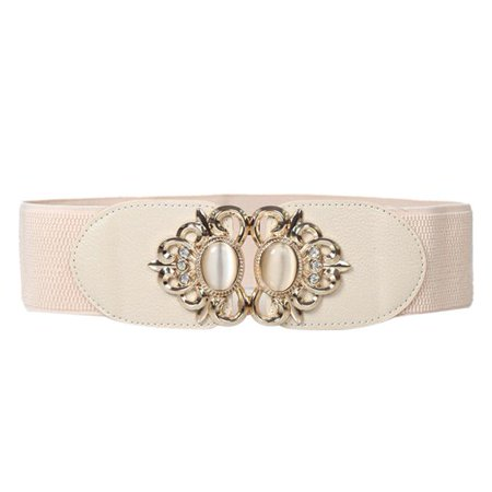 Ms Fashion Decoration Elastic Gem Belt BG