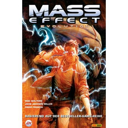 Mass Effect Band 2 - Evolution - eBook