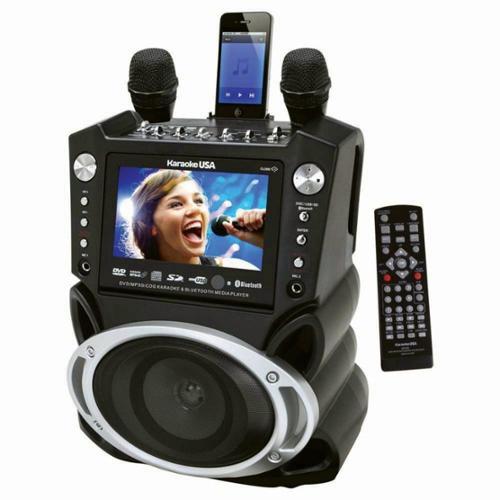 DOK GF830 Karaoke System