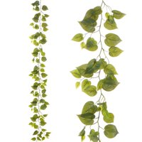 Ivy Garland: Green, 8 x 72 inches, 110 tips