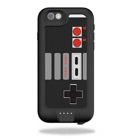 MightySkins Protective Vinyl Skin Decal for Mophie Juice Pack H2PRO iPhone 6 case wrap cover sticker skins Retro Gamer 3 Wrap Case Pack