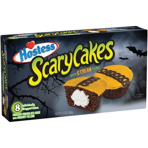 Hostess ScaryCakes Cupcakes, 8 ct, 12.7 oz