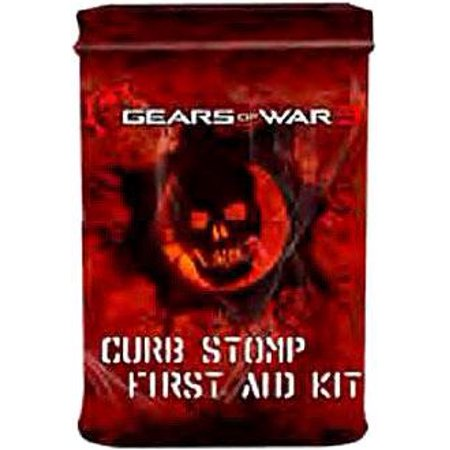 NECA Gears of War 3 Curb Stomp First Aid Kit Bandages [Red Box]