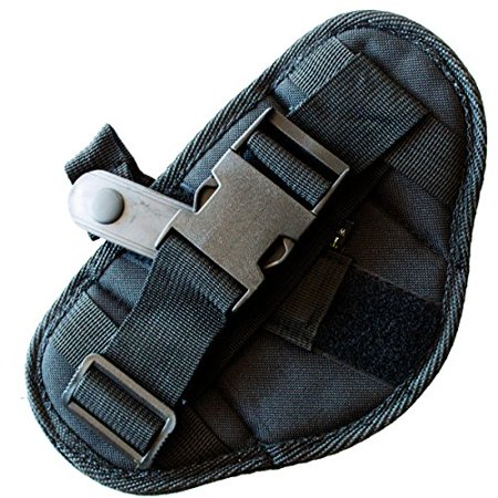 Best Gun Holster for Car, Truck, & Vehicle - Perfect Fit for Smith and Wesson, Glock, Ruger, &