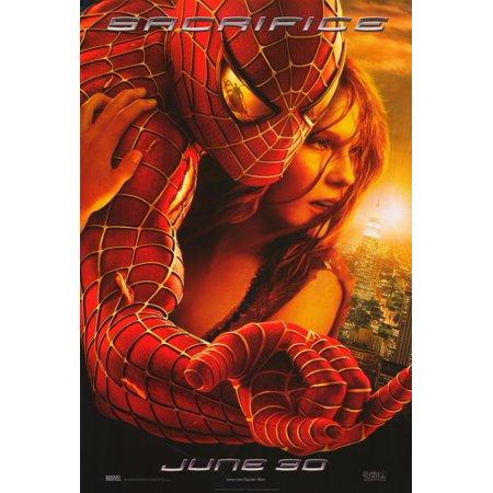 Spider Man 2 Poster Movie D  27X40