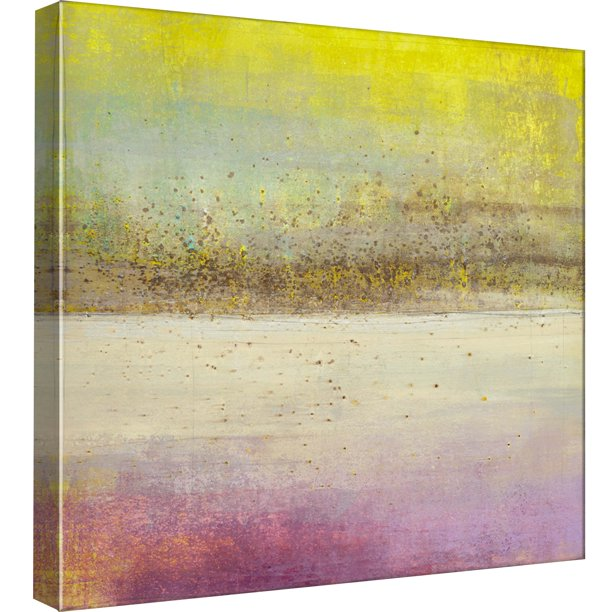 PTM Images,Refraction Horizon 3, 20x20, Decorative Canvas Wall Art