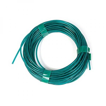 - Koch Industries 5630525 Coil Vinyl Coated Wire, 5/32-Inch by 100-Feet, Green